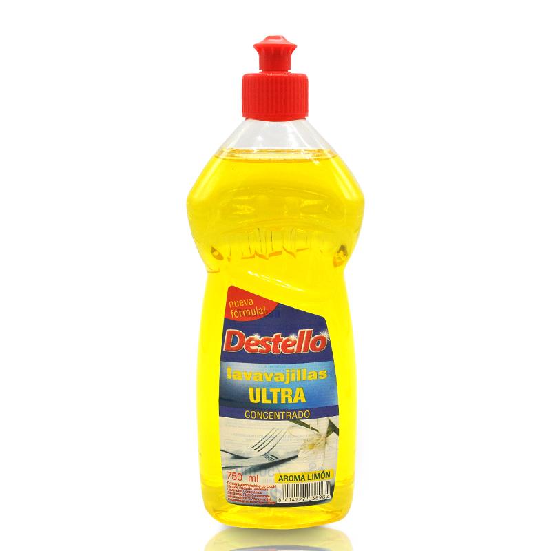 天然柠檬洗洁精